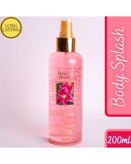 Yves Laroche La Belle Vie Innocent Orchid Body Splash 200ml
