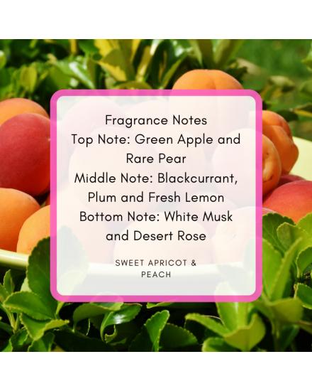 Yves Laroche La Belle Vie Sweet Apricot and Peach Body Splash 200ml