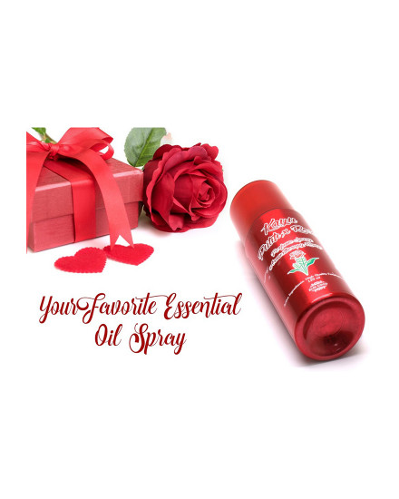 Eloi Coco Kayu Putih X Rose Perfume Spray 120ml ( Disinfectant )