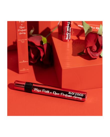 Eloi Coco Kayu Putih x Rose Perfume Spray 10ml ( Disinfectant ) Pocket Size