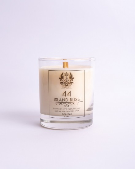 Liverich Soy Candle Island Bliss