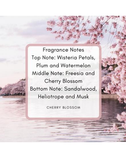 Champagne Cherry Blossom Body Splash 260ml