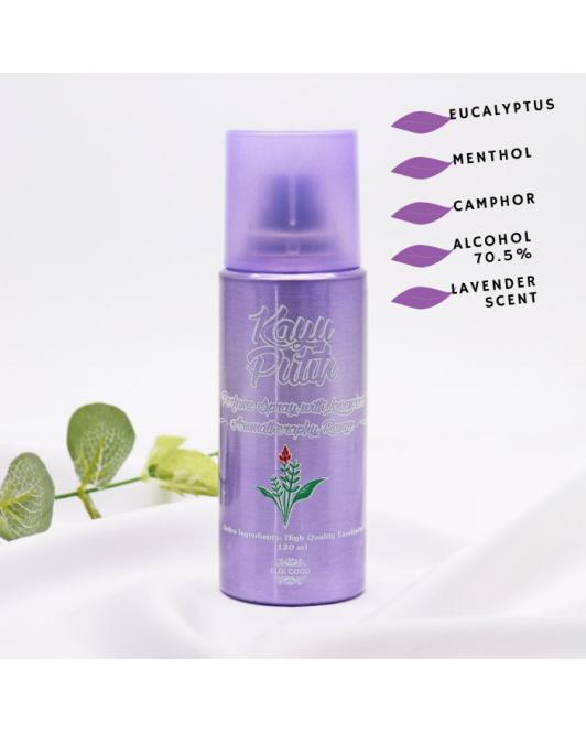 Kayu Putih Lavender Perfume Spray 120 ml