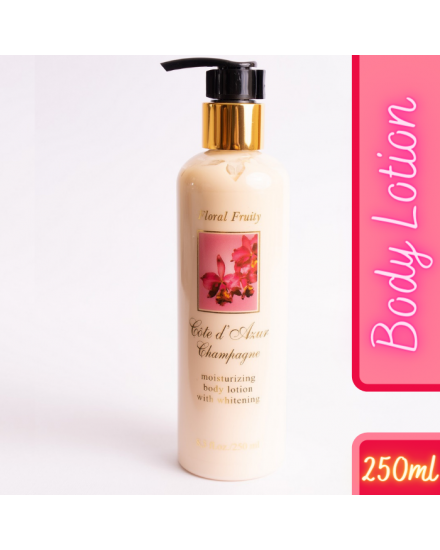 Champagne Floral Fruity Body Lotion 250ml