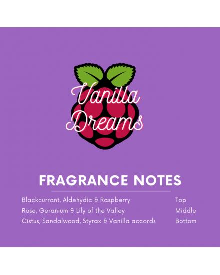 Temptation Vanilla Dreams Moisturizing Body Mist 250ml