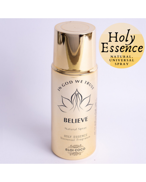 In God We Trust Believe Natural Spray 120ml