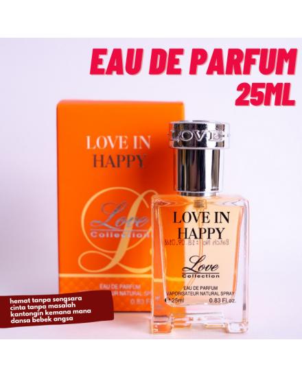 Love Collection Love in Happy Eau De Parfum 25ml