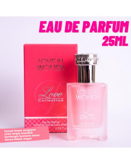 Love Collection Love in Women Eau De Parfum 25ml
