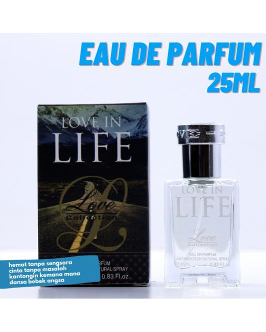 Love Collection Love in Life Eau De Parfum 25ml