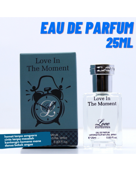 Love Collection Love in the Moment Eau De Parfum 25ml