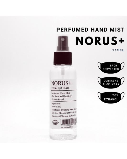Norus+ Perfumed Hand Mist 115 ml