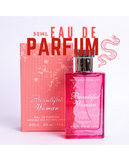 Park Lane Beautiful Woman Eau De Parfum 50ml