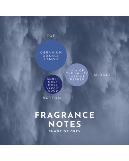 Eloi Coco Temptation Shade Of Grey Eau de Parfum 30ml