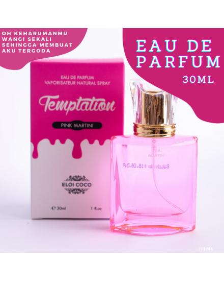Temptation Pink Martini Eau De Parfum 30ml