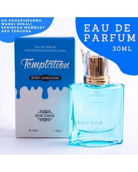 Temptation Body Language Eau De Parfum 30ml