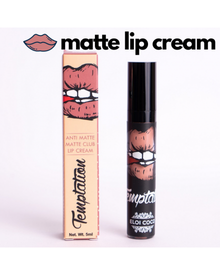 Lady Boss Temptation Anti Matte Matte Club Lip Cream